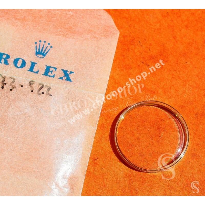 Rolex Verre Dames Plexiglas Ref 473-922 Montres anciennes Diam 18.58mmØ