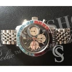 Bracelet Acier Vintage Montres horlogerie 60's Grains de Riz 18mm Montres Rolex, Heuer, IWC, Omega, Breitling, Vacheron