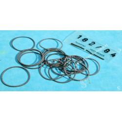 Rolex & Tudor Fourniture pièce détachée montres Rare Lot joints de fond 20mm ref 29-182-84 Montres dames