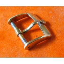 RARE ORIGINALE BOUCLE TUDOR PLAQUE OR EN 16mm pour bracelets 20mm