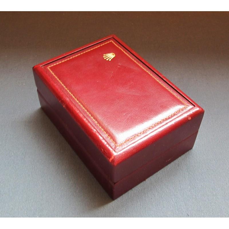 ROLEX LUXE PURPLE STORAGE BOX DAYDATE PRESIDENT LEATHER