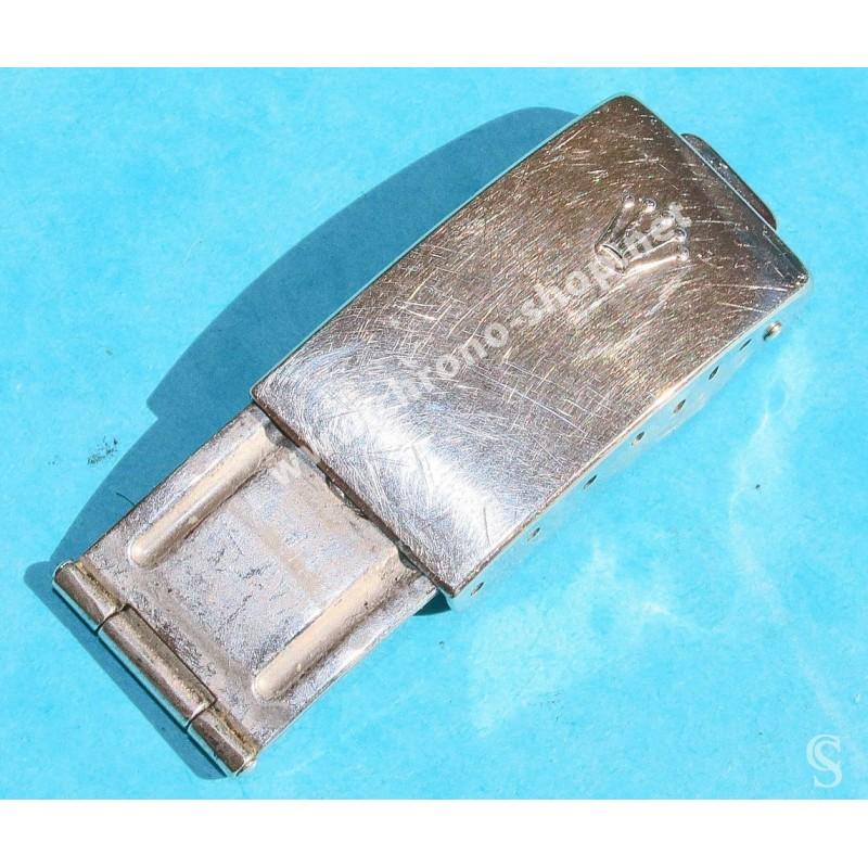ROLEX 1999 INNER BLADE X4 CODE WATCH FOLDED DEPLOYANT CLASP 78350 19mm BRACELETS SOLIDS LINKS