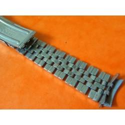 TUDOR BRACELET JUBILEE OR ACIER ref 6248-19 pour 19mm entrecornes