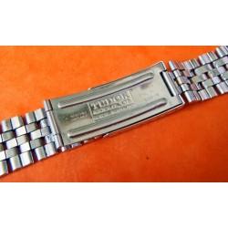TUDOR JUBILEE BRACELET SSTEEL / GOLD FILLED FOLDED LINKS 19mm LUGS ref 6248-19