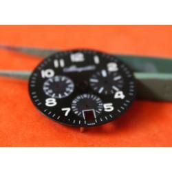 BREGUET TYPE XX TRANSATLANTIQUE FLYBACK BLACK DIAL ref 3820ST/H2/9W6