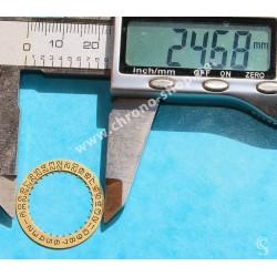 Rolex Accessoire Set Aiguilles Or blanc Luminova Bâtons Montres Oyster Datejust 16014, 16000 Cal auto 3035, 3135