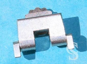Rolex Couronne Centrale 8mm Ouverture de Fermoir, boucle déployant bracelet acier dames jubilée