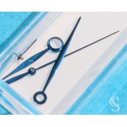 Baume & Mercier Horlogerie Luxe Fourniture pièces  & Accessoires Set Aiguilles bleues Montres Ref MX003N2S GS-2C