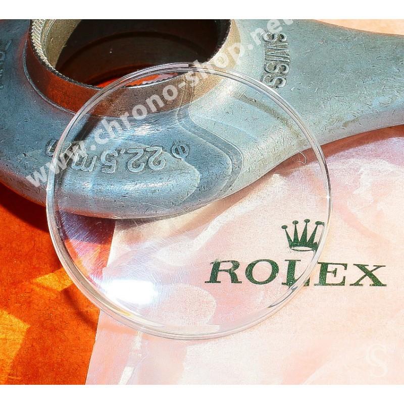 ROLEX AUTHENTIQUE TROPIC 21 VERRE ACRYLIQUE MONTRES DAYTONA COSMOGRAPH 6263, 6262, 6240, 6241, 6239