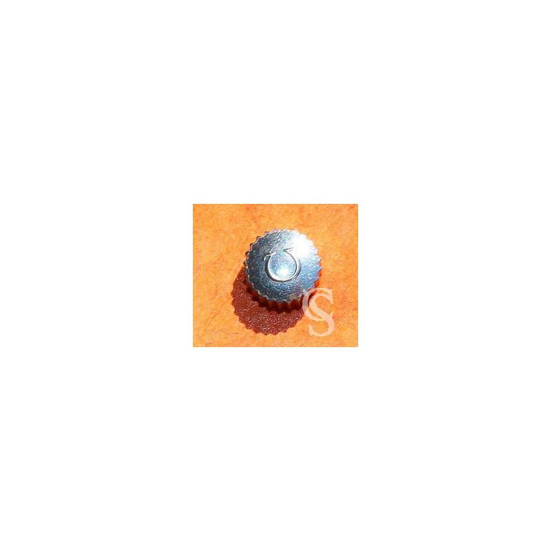 ACCESSOIRE HORLOGERIE VINTAGE COURONNE, REMONTOIR ACIER MONTRES OMEGA ACIER 6.45mm