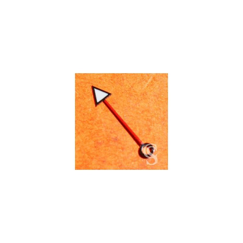 ROLEX ORIGINAL 1 X AIGUILLE GMT FUSEAUX MONTRES HOMMES EXPLORER 2 ref 16570, 16550 TRITIUM Cal. 3185