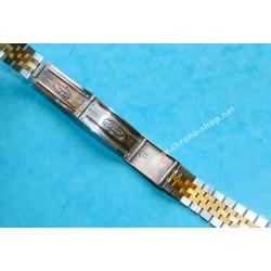 ROLEX MONTRES VINTAGE BRACELET JUBILEE 62523H-18 OR / ACIER OYSTER 20mm GMT 1675,16753,16713, DATEJUST 1603,16013,16233