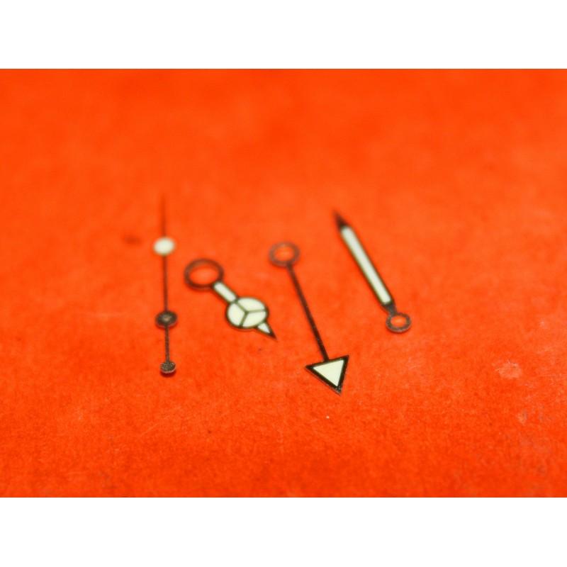 Rolex Tritium Handset 16713 bitons GMT MASTER II Cal 3175 tutone