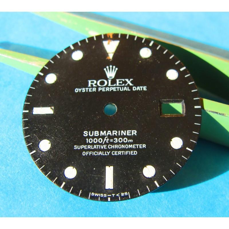ROLEX SUBMARINER 16800  168000 CADRAN