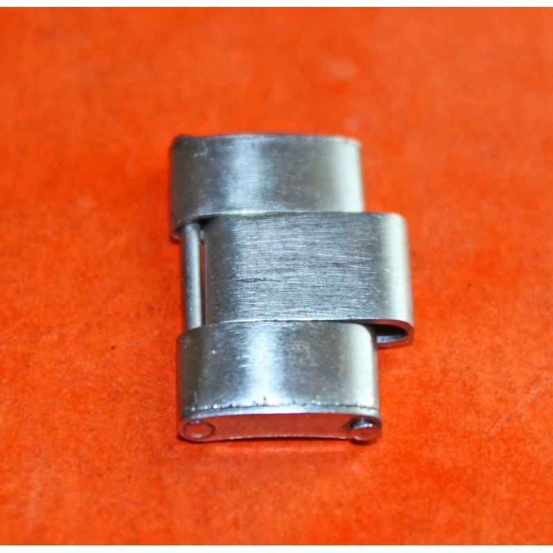 GENUINE EXPANDABLE 60's ROLEX MENS 17.80mm SS RIVETED OYSTER BRACELET LINK