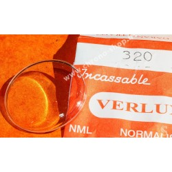 VINTAGE VERRE PLEXIGLAS HEASLITE VERLUX REF 320 INCASSABLE NORMALISE