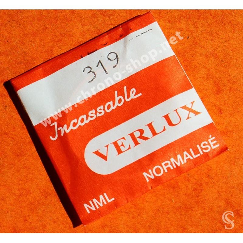 VINTAGE VERRE PLEXIGLAS HESALITE VERLUX REF 320 INCASSABLE NORMALISE
