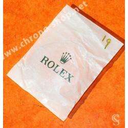 ROLEX VINTAGE VERRE ACRYLIQUE PLEXIGLAS TROPIC 19 DOME SERVICE MONTRES SUBMARINER 5513, 5512