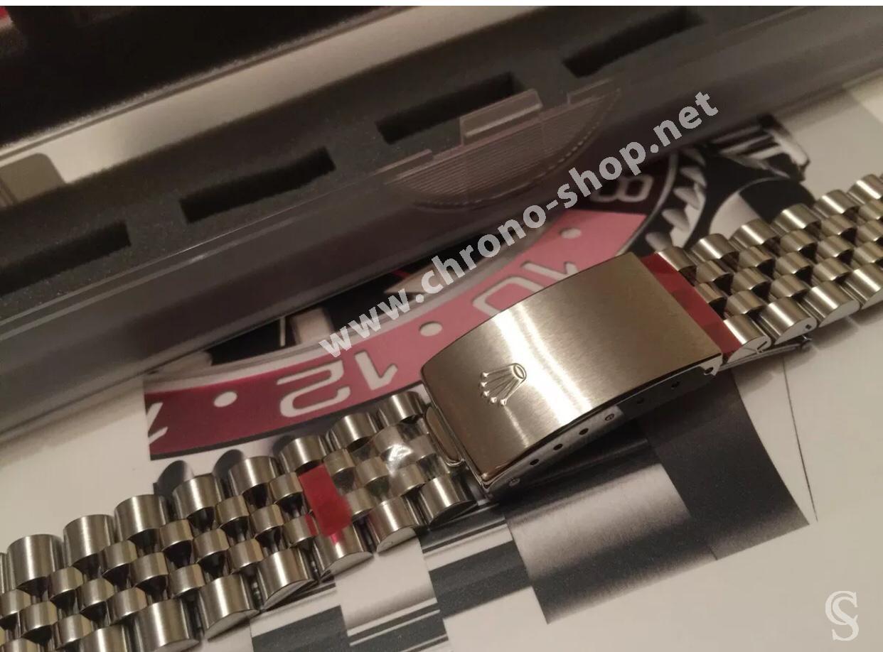 ROLEX BRACELET 1994 JUBILEE ACIER 20mm Ref 62510H 555B MONTRES GMT 1675,16710,16700, DATEJUST 16010,16030
