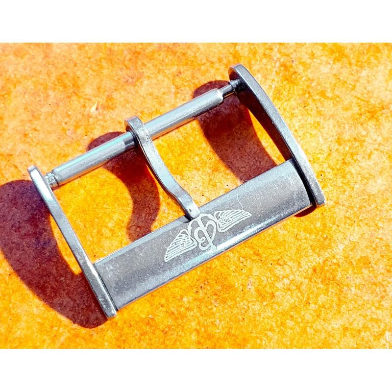 Breitling Accessoire Horlogerie vintage boucle ardillon bracelet montres en acier 18mm