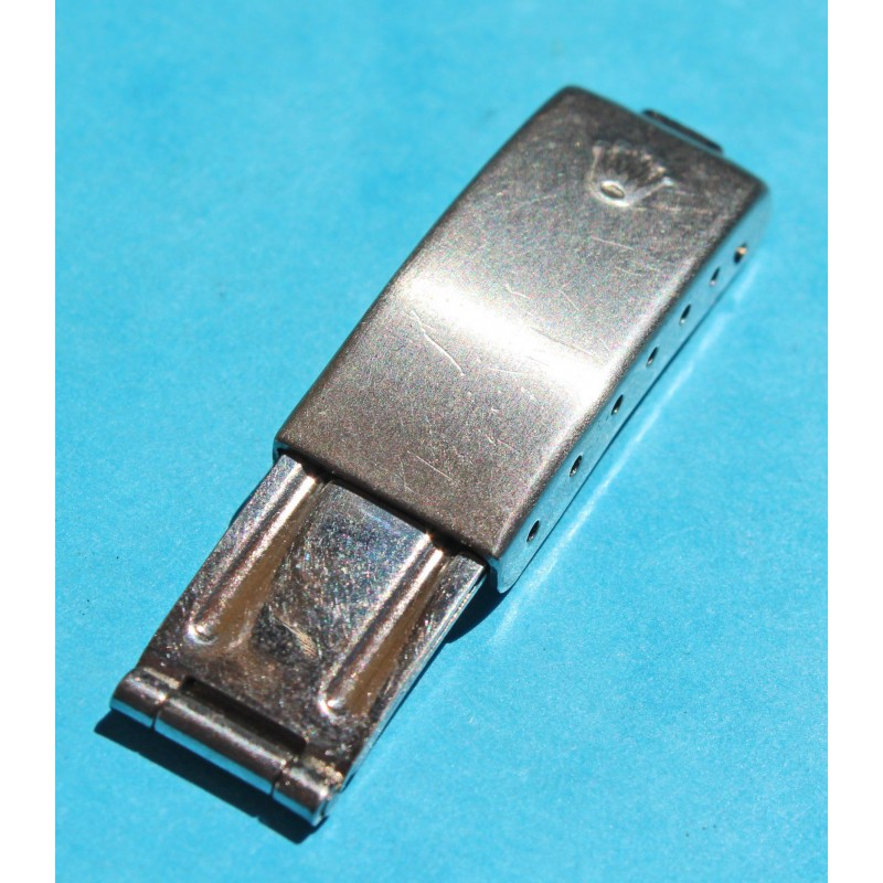Ladies 1976 Clasp deployant Steel Datejust 62510 Jubilee 13mm Watch Bracelet ssteel code A blades buckle