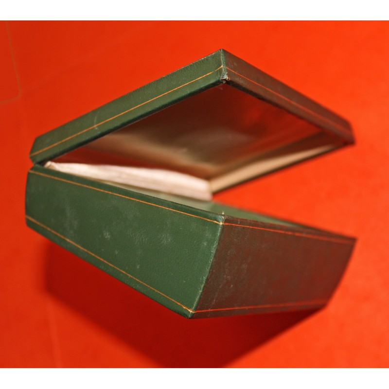 Rare Vintage Rolex Coffin cone Box for Bubbleback and Early Oysters Submariner 6538, 6536, GMT 6542, Explorer 5500, 1016