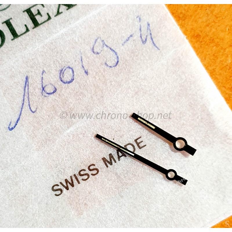 Rolex Genuine DateJust Bâtons handset White gold 116209, 16019, 16014, 16030, 16220, 16200 Cal 3135