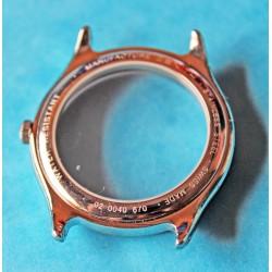 ★★Rare Original Zenith Men's Watch complet saphir caseback & case ★★