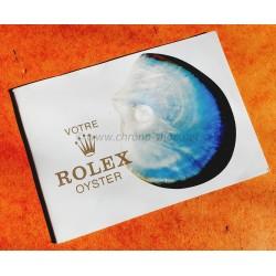 Rolex Vintage 1979 VOTRE ROLEX OYSTER