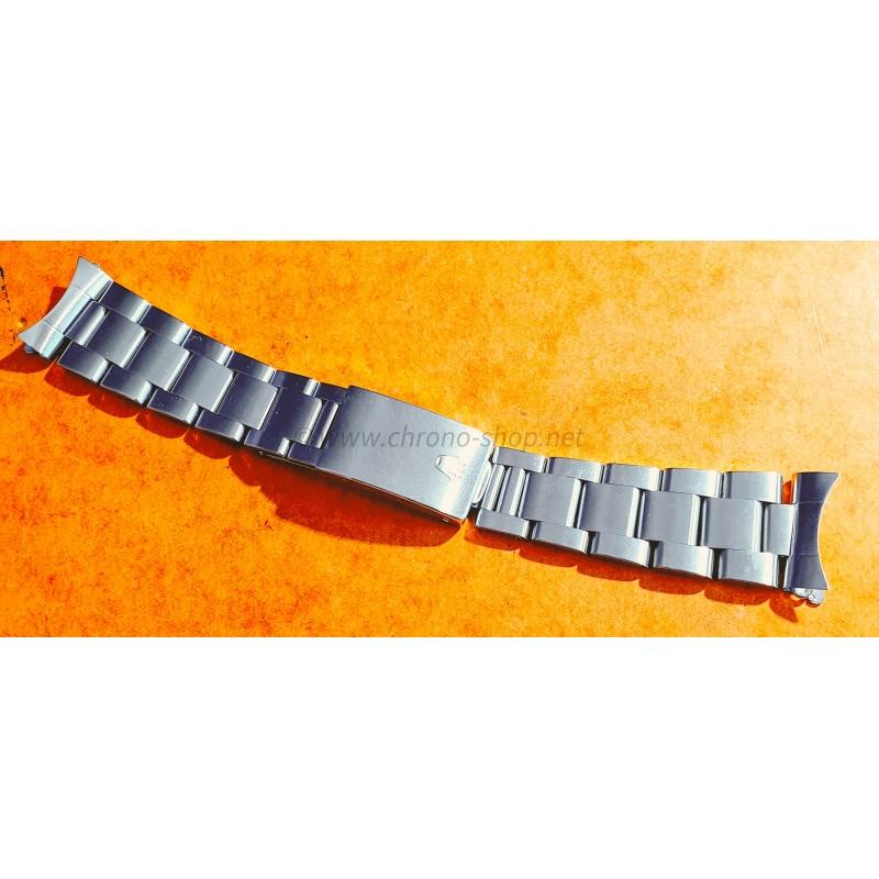 ROLEX 1996 BRACELET ACIER 904L OYSTER 78360 / 580 20mm MONTRES VINTAGES GMT MASTER 1675, 16750, EXPLORER 1016