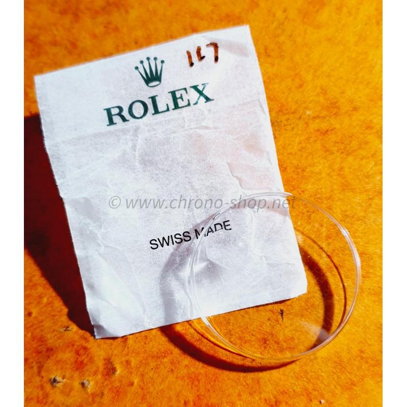 ROLEX CYCLOPE 117 PLEXIGLAS VERRE ACRYLIQUE MONTRES OYSTERDATE 1500-1514,1550,1625,5700,5701,6535,6537,6602,6609,6646