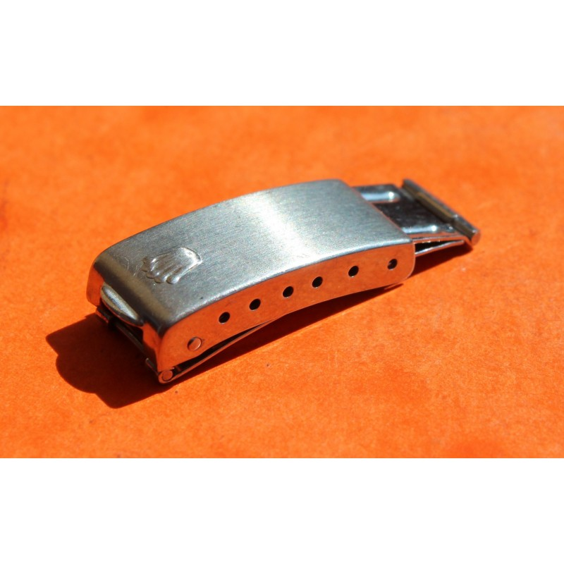 Ladies 1977 Clasp deployant Steel Datejust Jubilee 13mm Watch Bracelet ssteel code B14 blades buckle