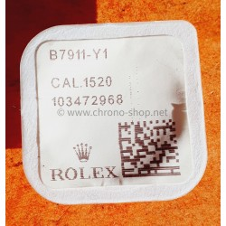 Rolex NOS Authentic 1530 Caliber Oscillating Weight Spring clip Part 1530-7911, B7911-Y1 Cal 1520,1530,1570,1560