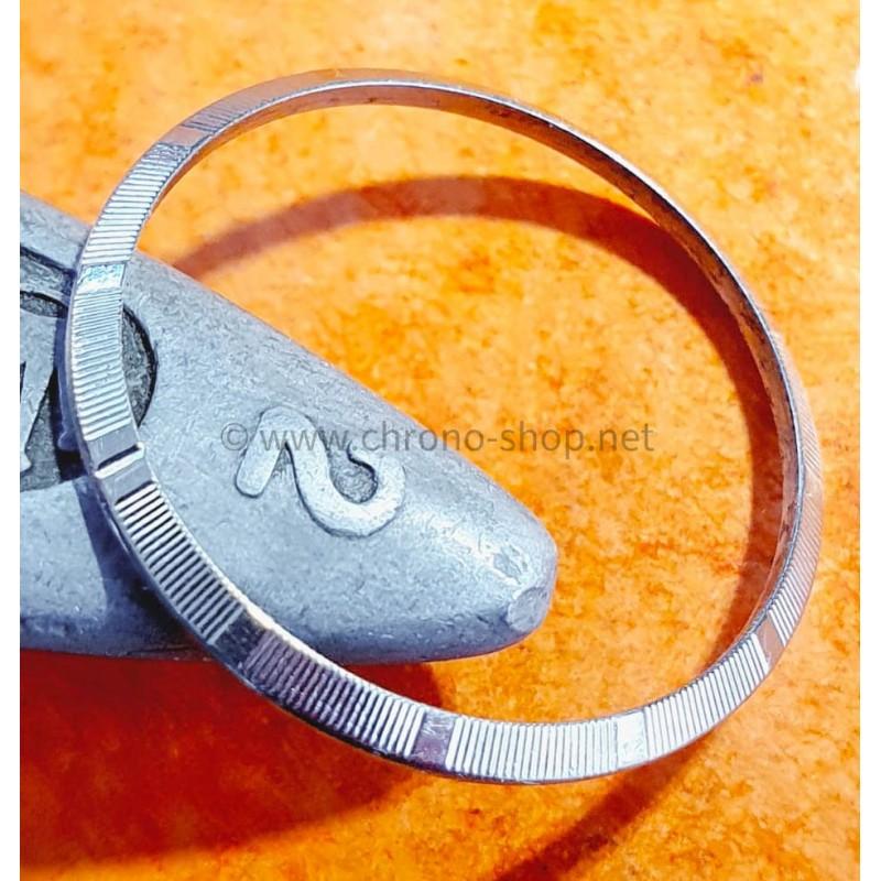 Rolex Lady wristwatch carved Bezel 24 mm. in external 21,5 mm. in inner diameter