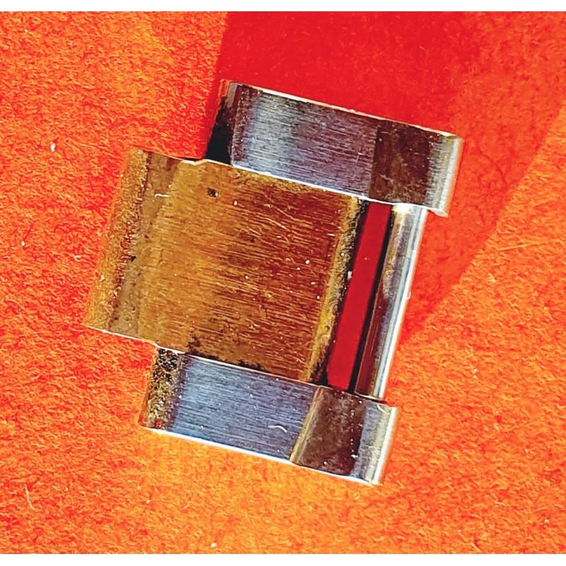 Rolex Maillon 14mm bracelet 78353 / 19mm / 17mm, or acier bitons blindé Rolex Oyster Perpetual, Air king, Precision