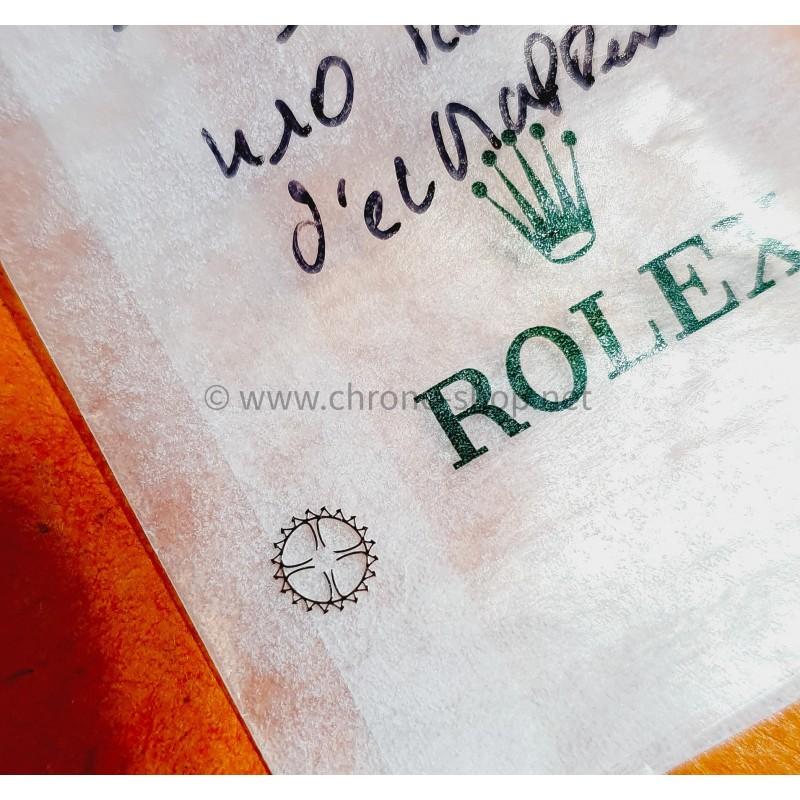 Rolex Genuine Escape Wheel 3235-410 New Condition Authentic Movement Parts