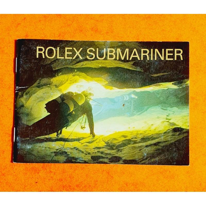 Rolex 劳力士 2006 Submariner,Sea Dweller booklet...