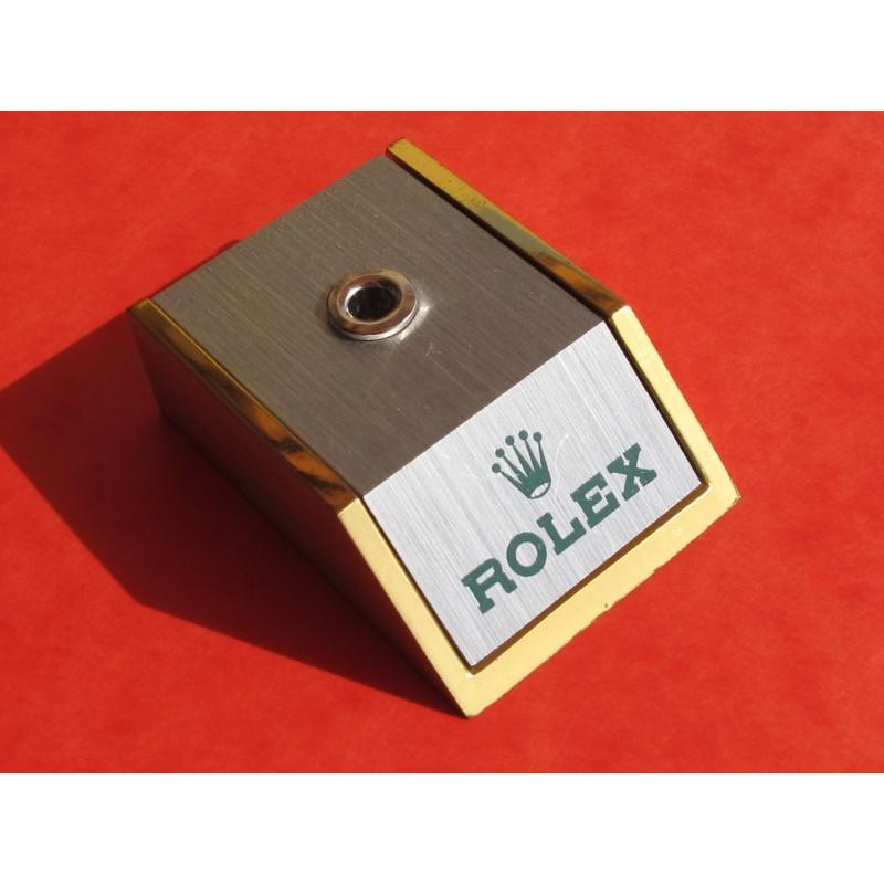 Rolex présentoir années 70