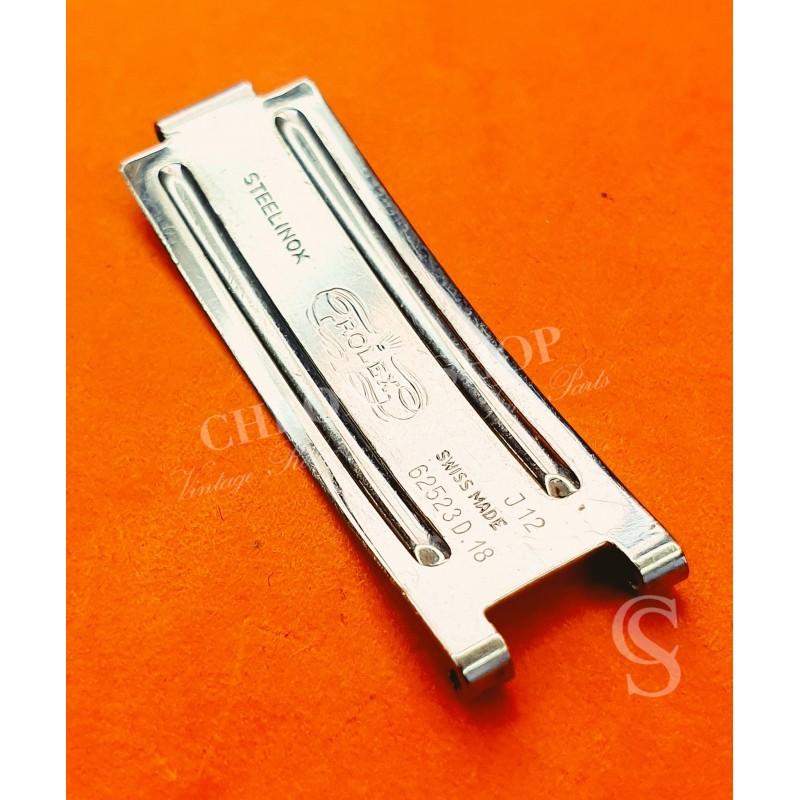 Rolex 1985 Ladies Datejust watches J 12 Code Folding blade Clasp 11mm, 13mm Bracelet, SSteel ref 62523D,7834,6251D,62510D