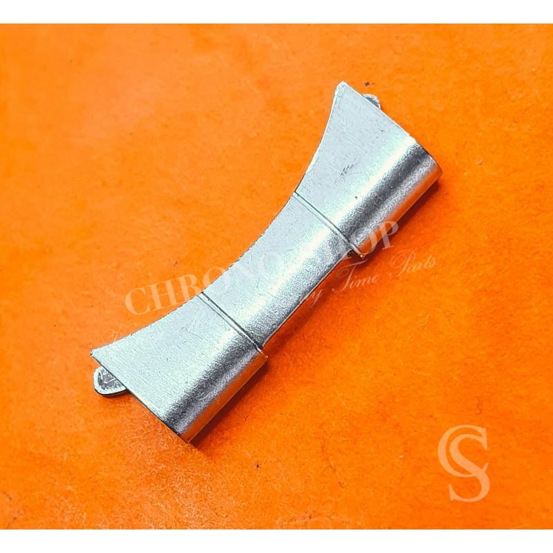 VINTAGE ROLEX STYLE CURVED ENDLINK RIVET WATCH BRACELET 20mm REF 7836,7206,6636