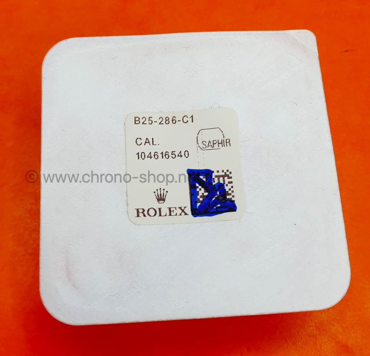 Rolex Genuine NEW SEALED sapphire glass B25-286-C1 Ø29mm Submariner No Date 14060,14060M & AIRKING