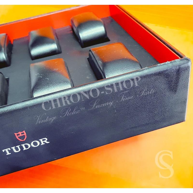 TUDOR Genuine Tray 8 Slots Displays Watches Hydronaut,Pelagos,Black Bay,Royal,GMT,BB58,Chrono,Pelagos,North Flag,Ranger,P01