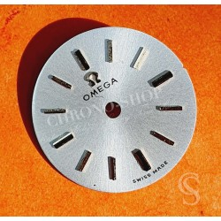 Omega Cadran 15mm montres vintages dames Couleur argent SWISS MADE