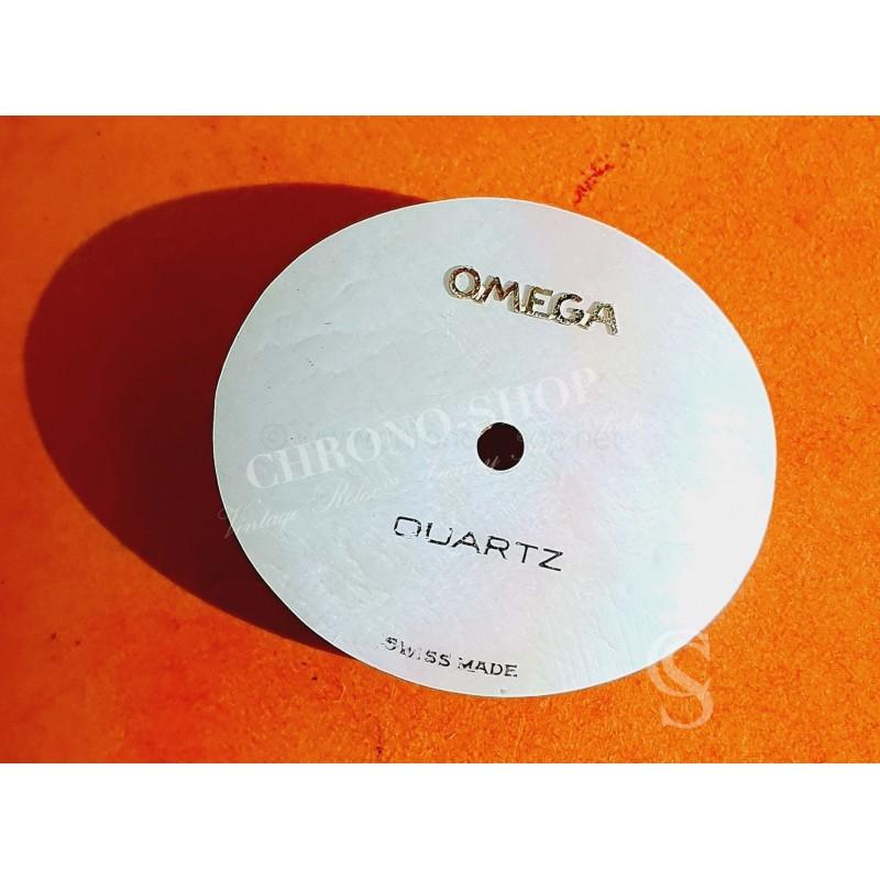Omega Cadran Nacré ovale quartz mother of pearl 16mm montres vintages dames SWISS MADE