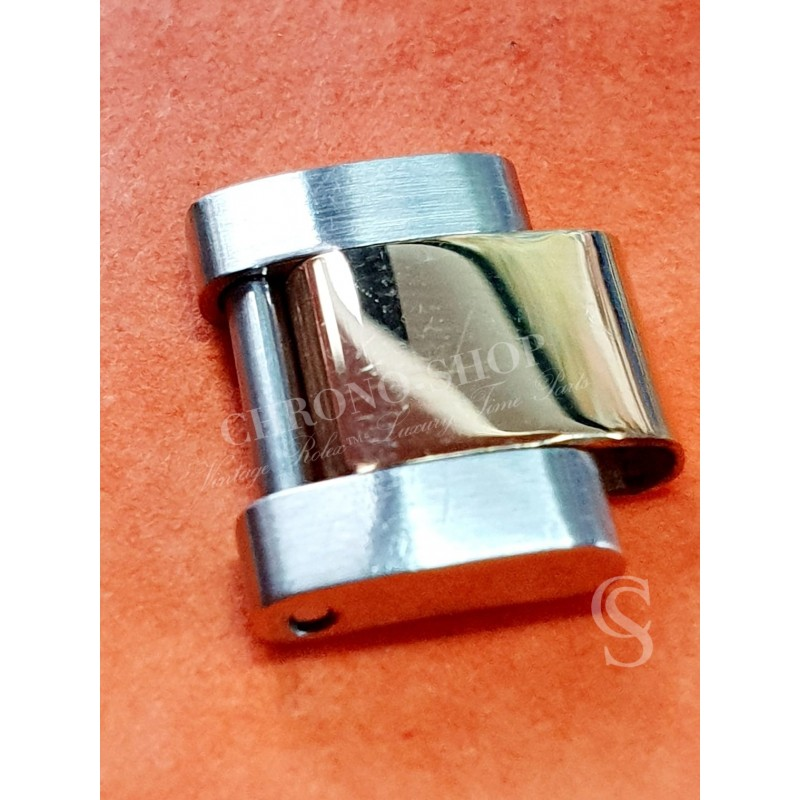 Rolex 78353 Oyster Gold 18K & Steel Link 14mm fits on 17/19mm watch bracelets oyster solid links tutone