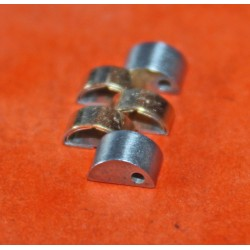 TUDOR MAILLONS PLAQUE OR /ACIER 16MM POUR BRACELET JUBILEE 20mm