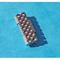 """MAILLON ACIER BREITLING """"MESH"""" OCEAN CLASSIC AERO CLASSIC 18mm POUR BRACELETS 22mm"""
