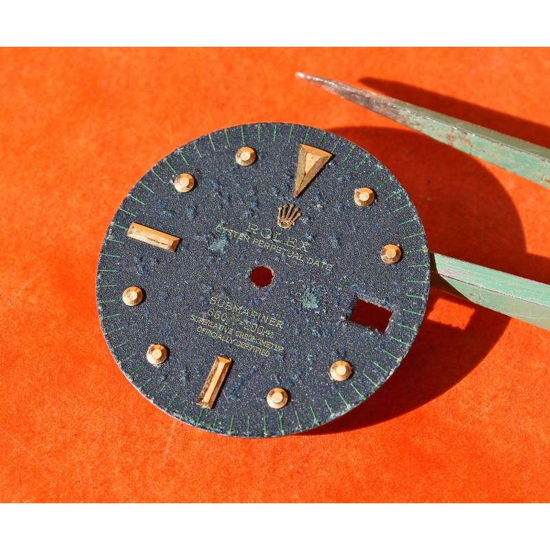 Vintage BEYELER Rolex Cadran Faded 1680-8 Submariner date tritium or