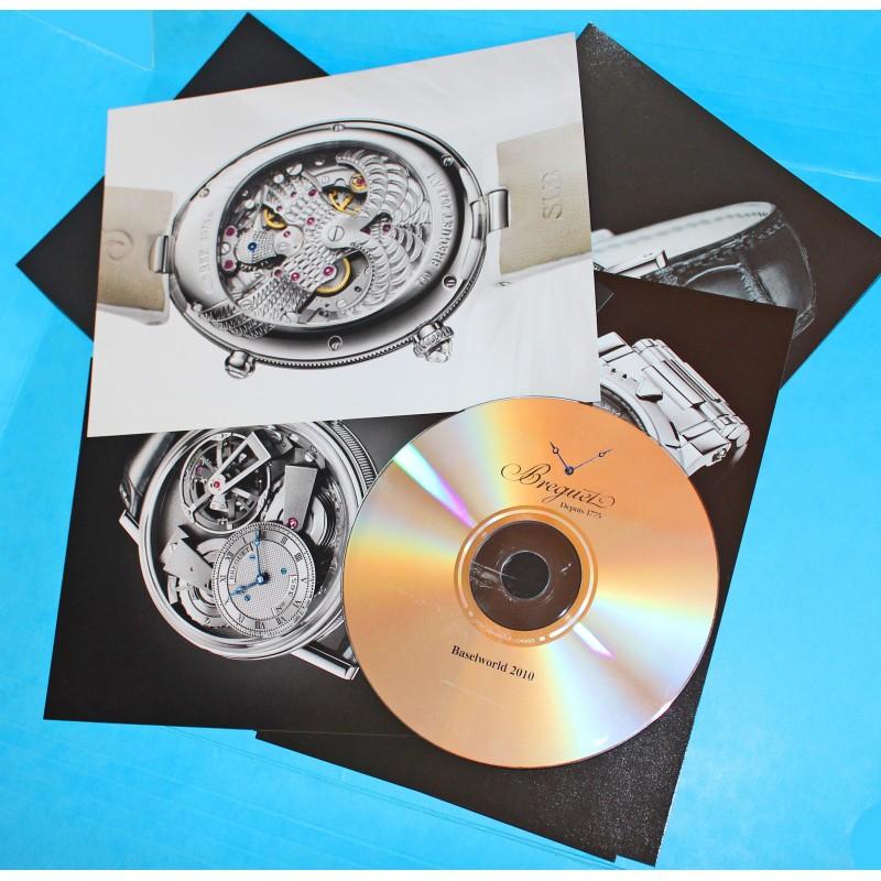 DVD BREGUET BASELWORLD 2010
