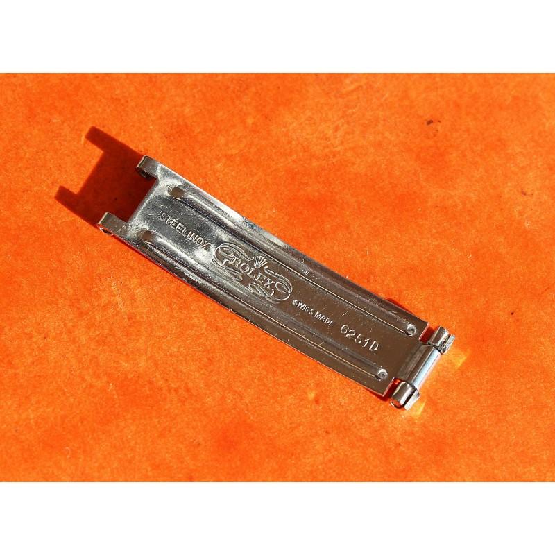 LAME ACIER FERMOIR ROLEX FEMME LADY pour bracelet oyster 13mm ref 6251 D